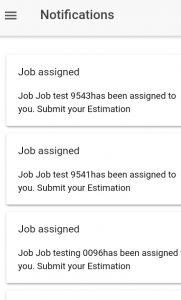 ustad client notifications