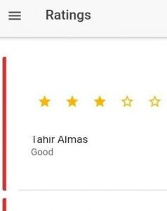 ustad pro view rating